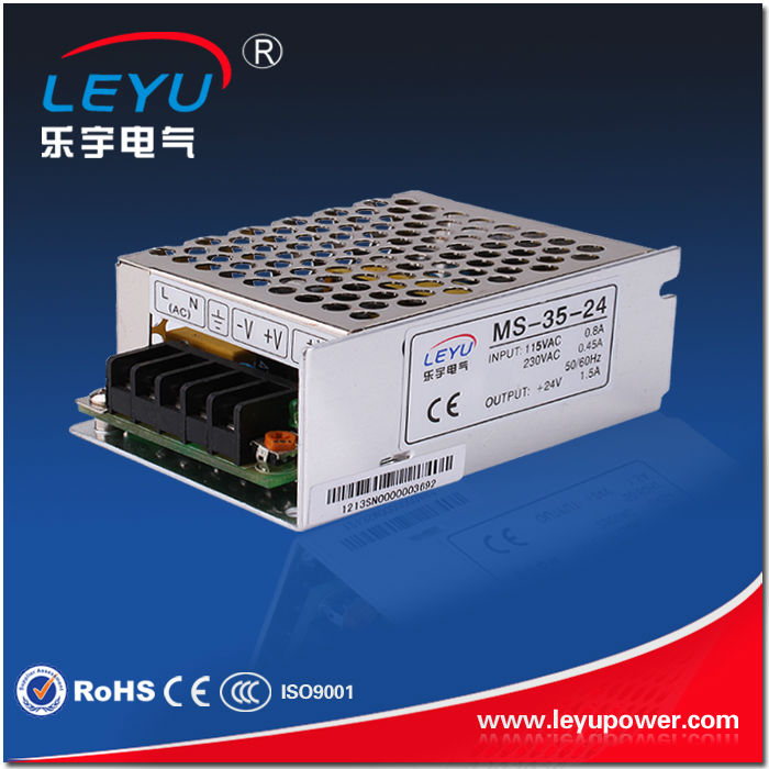factory small power supply 35w 5v dc power converter high quality psu 5v 7a made in wenzhou china pwm led ac dc 35w 5v 7a stable high efficient power converter silver