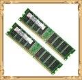 Настольных памяти для Hynix DDR 2 ГБ 2 x 1 ГБ 400 мГц PC-3200 пк RAM 2 г 3200U 400 184pin пожизненная гарантия
