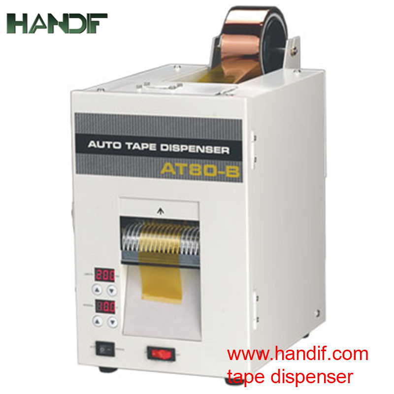 Handif automatic tape dispenser AT80-B handif automatic tape dispenser machine at60