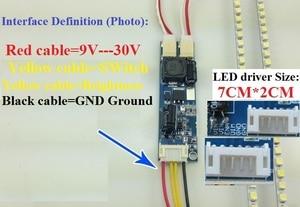 """Image 5 - 27 """"27 인치 CCFL LCD 스크린을 LED 모니터, 620mm LED 백라이트 스트립 키트에 업데이트 할 수 있습니다."""