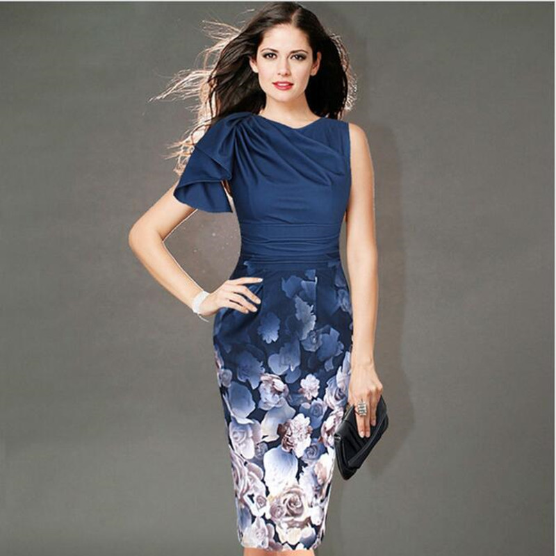Knit wool bottom ruffle dress bodycon up fabric with israel