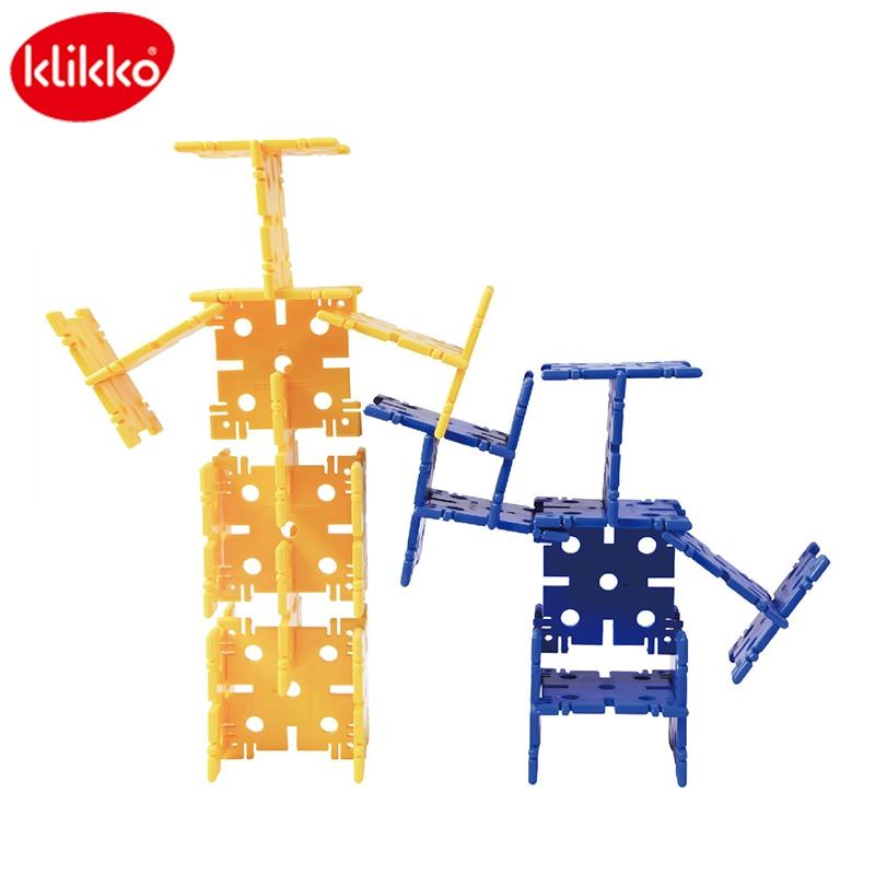 Klikko Learning Toys Building Blocks Fun Building Toys For