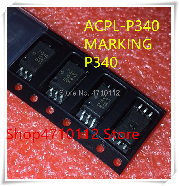 NEW 10PCS/LOT P340V ACPL-P340V ACPL-P340 P340 SOP-6 IC