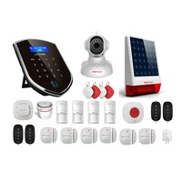 Wolf Guard WM3GR 3G Wifi Wireless Home Security Alarm System DIY Kit APP Control Motion Detector Sensor Burglar Alarm System