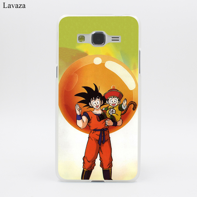 Dragon Ball Z Goku Case Cover for Galaxy