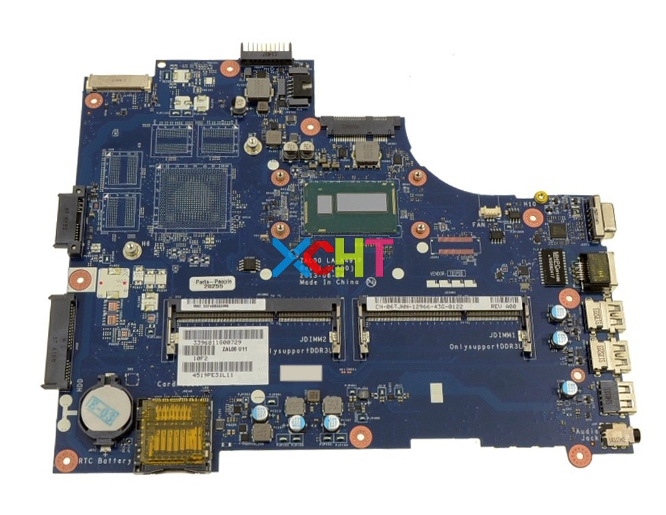for <font><b>Dell</b></font> Latitude <font><b>3540</b></font> CN-0V5VHK 0V5VHK V5VHK w I5-4300U CPU LA-A491P Laptop Motherboard Mainboard Tested image