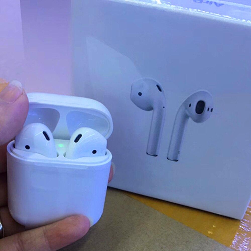 Nouveau 1:1 Marque mini bluetooth sans fil Connecter Casque Écouteur Pour iP 6 S 7 8 plus X XS Max Pad Mac Montre avec la boîte de Détail
