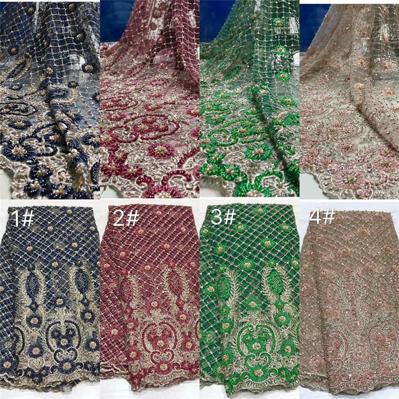 2019 Latest French Nigerian Laces Fabric High Quality Tulle African Laces Fabric Wedding African French Tulle Lace For Bridal2019 Latest French Nigerian Laces Fabric High Quality Tulle African Laces Fabric Wedding African French Tulle Lace For Bridal