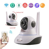 DAYTECH IP Camera Security 1080P CCTV Night Vision Wireless Surveillance Wifi IP Camera Video P2P Intercom