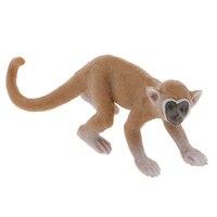 Имитация обезьяны Модель Детская игрушка-фигурка для кукольного театра и обучающий реквизит