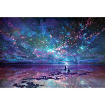 Jigsaw puzzles 2000 pieces wooden world famous painting puzzle Educational toys for adults children kids home decoration - DISCOUNT ITEM  19% OFF All Category