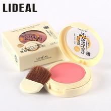 Nuevo 2015 Fabulous Genuino de leche de Soja LIDEAL perla mate rouge Blush Alta Calidad Maquillaje Cara Colorete 8 color 3048