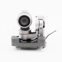 Новый 100% Оригинальный DJI Mavic Pro Gimbal камера и трансмиссия кабель/гибкий кабель/вибропоглощающая доска замена запасных Запчасти
