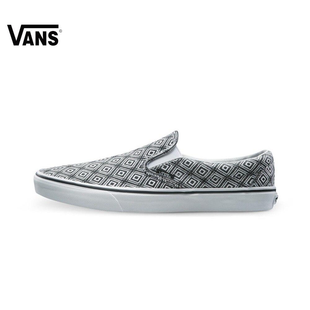 Original Vans hombres Zapatillas de skateboarding deportes Zapatos ...