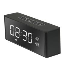 Toproad enceinte Динамик Bluetooth Динамик Портативный Беспроводной стерео Altavoz Bluetooth для телефона Xiaomi с TF FM будильник
