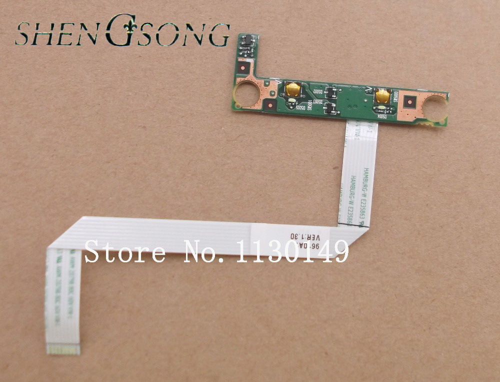 Free shipping NEW for HP ProBook 4710S Power Button Board 574493-001