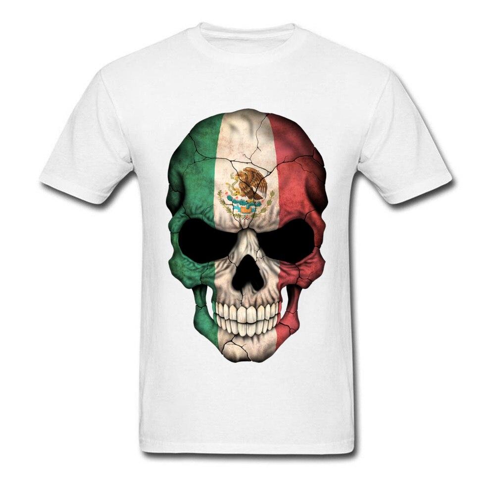 Skeleton Hitman with Guns Sweatshirt American Mexican Flag Patriot Sweater