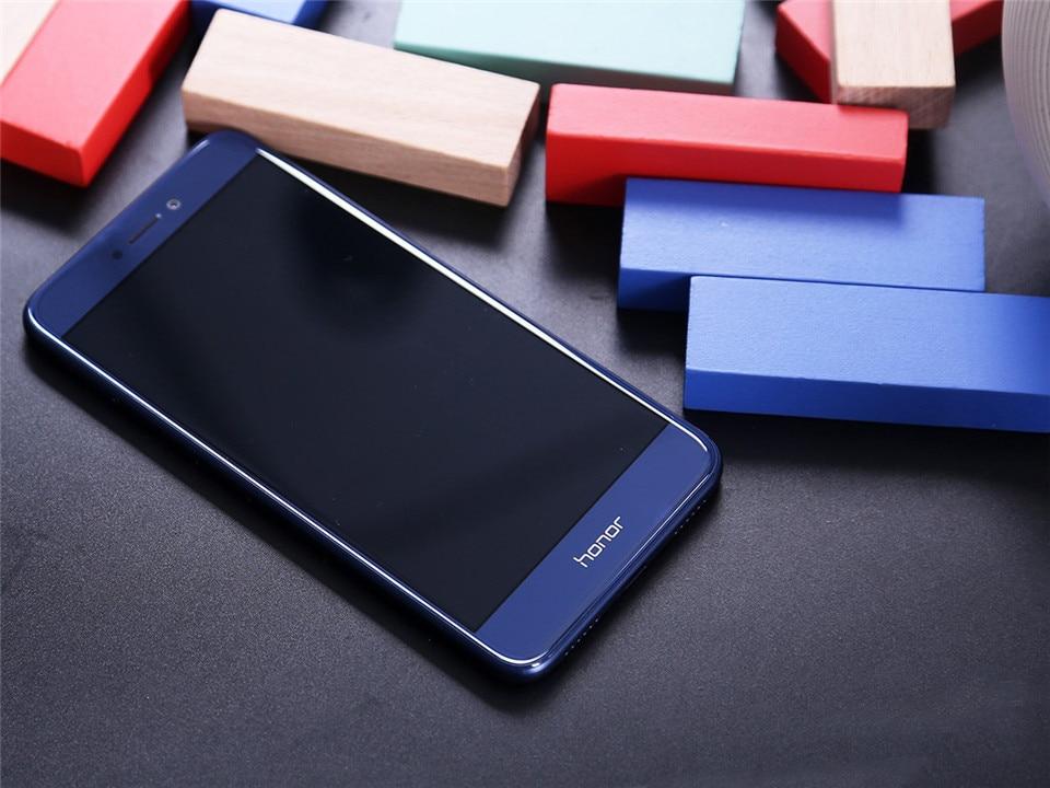 5,2 дюймов huawei Honor 8 Lite 4G 32 ГБ/6 4G B LTE смартфон Octa Core 2,1 ГГц 1920*1080 P 12MP Камера 3000 мАч отпечаток пальца OTA
