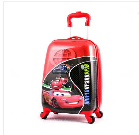 Cars Kids Luggage   Luggage And Suitcases