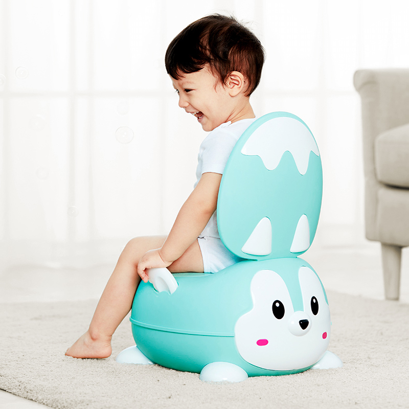 High Quality Baby Training Potty With PU Pad