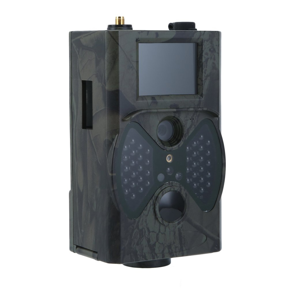 HC-300M HD 12MP 940NM GPRS Scouting 2.0 Inch LCD Infrared Trail Hunting Camera Wildlife Cameras Hunter Camera digital 940nm hunting camera invisible infrared 12mp scouting trail camera 2 4 lcd hunter cam s660