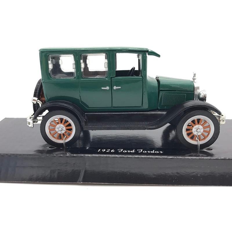 12CM 1:32 Scale Metal Alloy Classic Static 1926 Classical Auto Car Model Model Diecast Vehicles Toys F Children