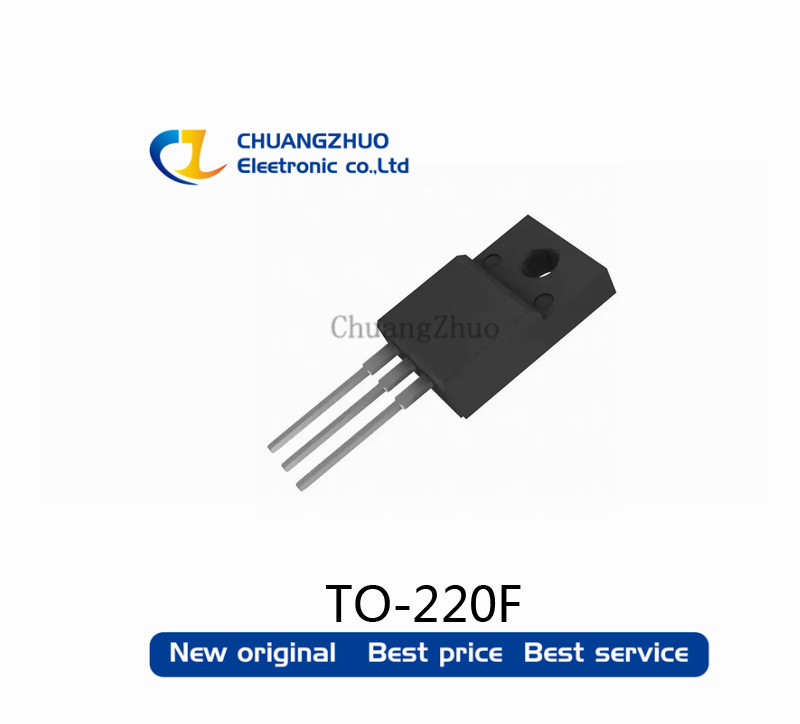 STF6N95K5 MOSFET N-CH 950V 9A TO-220FP