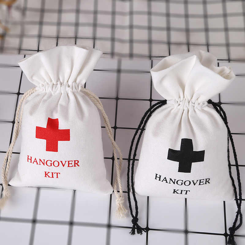 Baumwolle Tasche für Bachelorette Party Favor Taschen Hochzeit Geburtstag Kater Kit Taschen Personalisierte Business Event Waren Tasche
