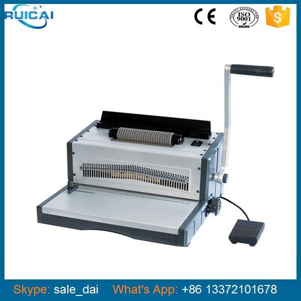 MC 8702 Spiral Binding Machine-in Binding Machine From