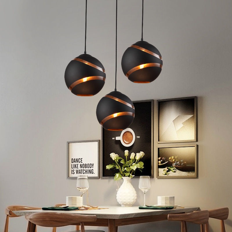 Suspension Lamp Luminaire Lampshade Us68 Decoration Kitchenbedside Led Room Lustre Design Fixture In 23 Light Living 40Off Pendant nordic DIWYH9E2