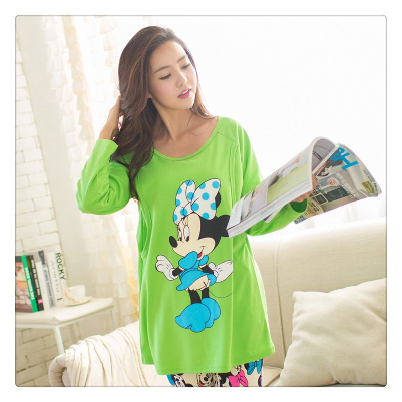 100% Cotton Maternity Sleepwear (1)