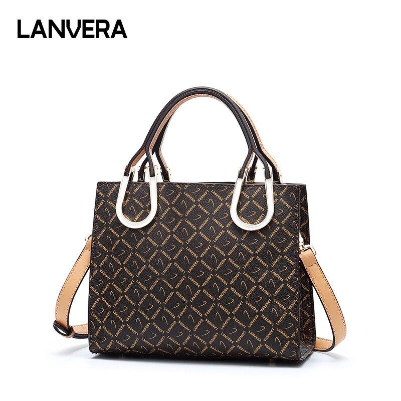Fashionable Designer Women Handbag 2018 New Classic Shoulder Bag Messenger Bag Casual Brown Quality Good Women Bags louis gg bag