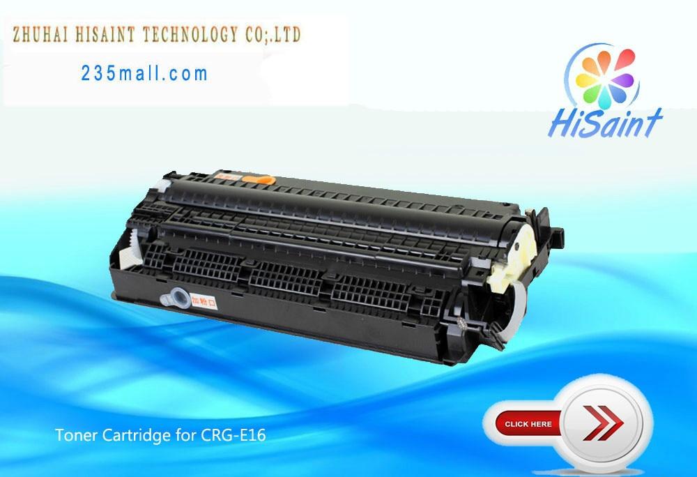 Toner cartridge CRG-E16 for Canon FC200/210/230/270/288/290/298/300/310/330/320/325/330L/355/400/420