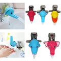 Kids Cartoon Wash Helper Children Guiding Gutter Faucet Extender Bathroom Hand Washing Water Chute E2shopping