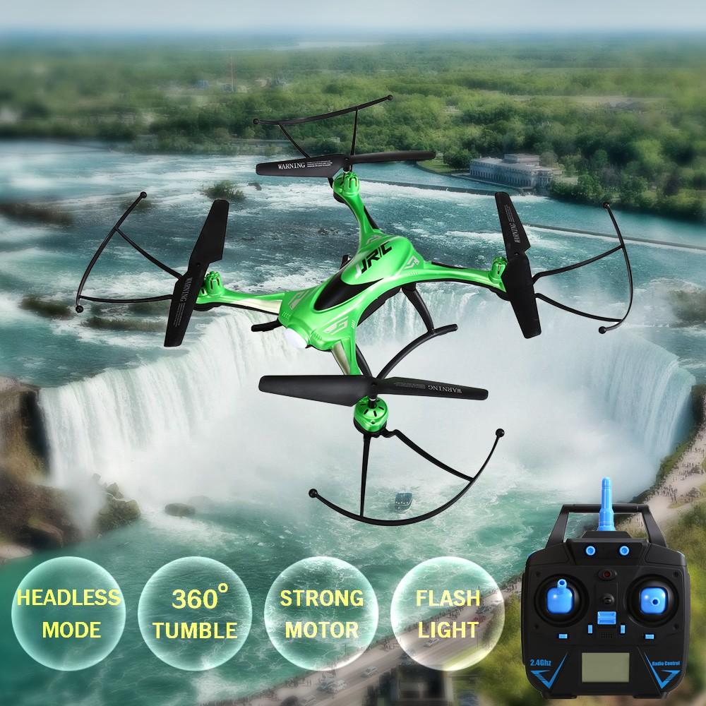 LeadingStar H31 RC Drone 6Axis RC Quadrocopter Headless Mode One Key Return Helicopter Waterproof Function VS