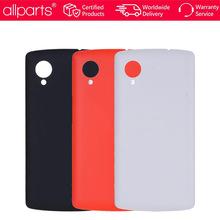 Original With NFC Antenna Back Housing For LG Google Nexus 5 D820 D821 Battery Cover Door Buzzer Vibrator Flex Replacement #4