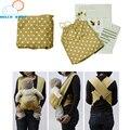 Ergonômico portador de bebê minizone X tipo de multi pressão ajustável reduzindo suspensórios bebê mochila funda portador portátil sacos
