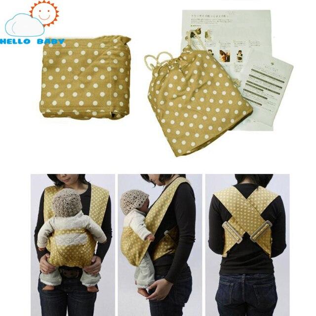 Ergonomic baby carrier minizone X type baby backpack sling portable carrier multi adjustable pressure reducing suspenders bags