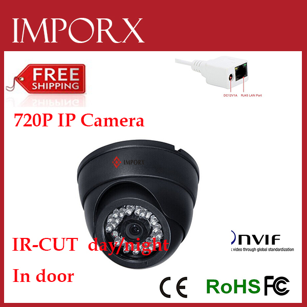ФОТО Mini IP Camera 720P Securiy HD Network CCTV Camera 1.0 megapixel lens indoor Network IP Camera  ONVIF H.264 free shipping