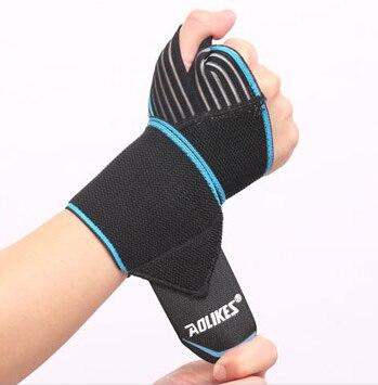 font b Weight b font font b Lifting b font Fitness bandage hand wrist straps