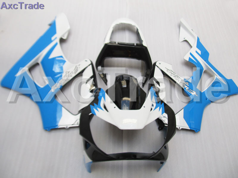 Motorcycle Fairing Kit For Honda CBR 929 900 RR 929RR 00 01 900 2000 2001 CBR900RR Fairings kit High Quality ABS Plastic Blue