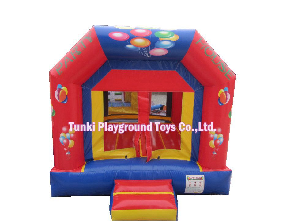 Air jumping castle used commercial inflatable font b bouncers b font for sale