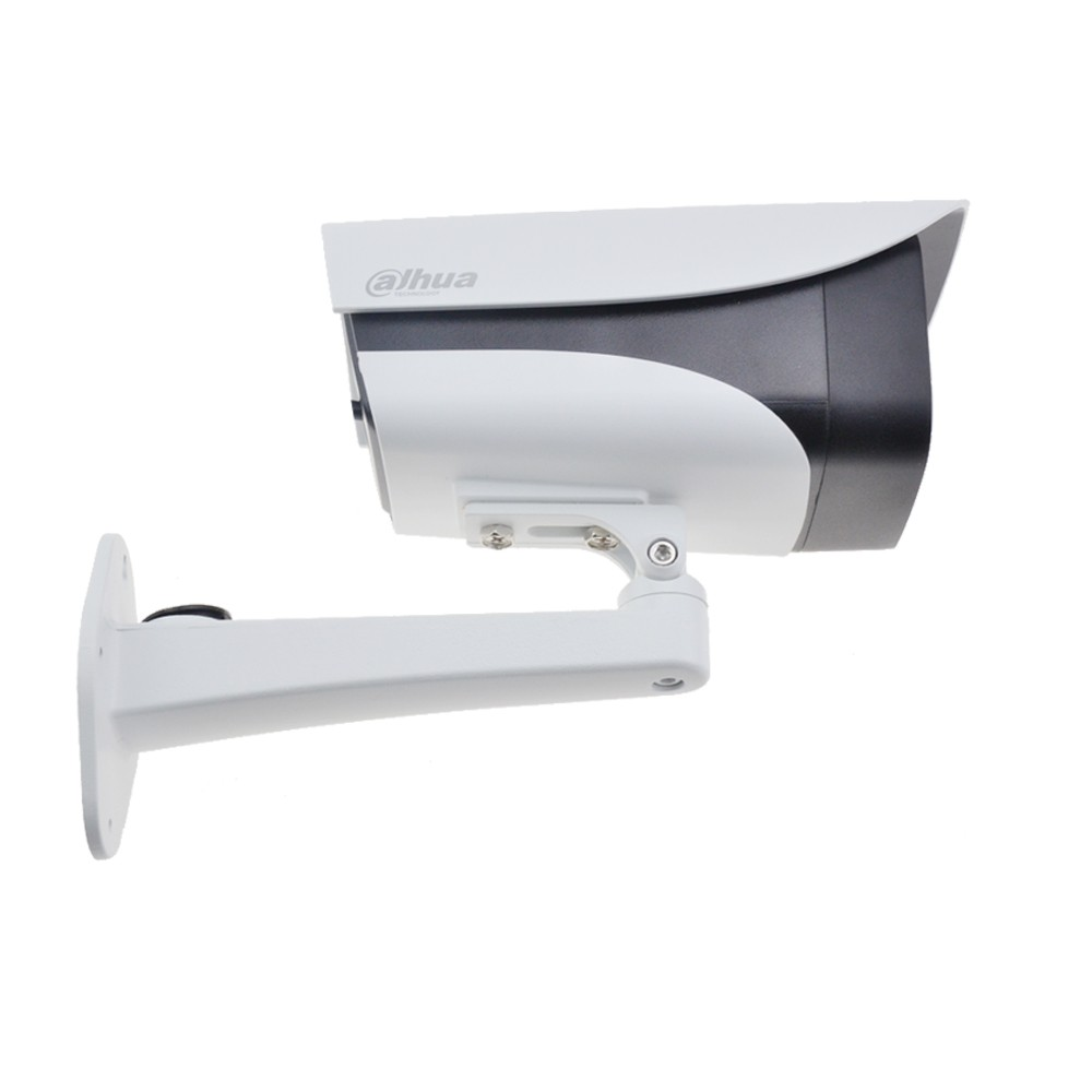 Image 2 - ahua IP Camera IPC HFW4433M I2 Support ONVIF 4MP 80m IR Range H.265 Smart Detection IP67 Bullet Camera With Bracket DS 1292ZJ-in Surveillance Cameras from Security & Protection