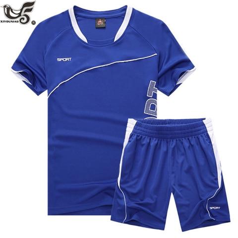 Summer Short Sets Men Casual Suits Sportswear Tracksuit Male Outwear Sweatshirts Hoodies joggers sporting T Shirt +Pants Multan