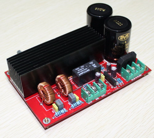 Image 3 - YJ TDA8954 digital amplifier board daul AC28V 0 28V 2.0 channel  class D TDA8954 digital amplifier 2*210W TDA8954TH amplifierdigital  amplifieramplifier boarddigital amplifier board