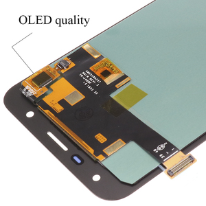 Image 4 - ORIGINAL 5.5 LCD for Samsung Galaxy J7 Duos 2018 J720 LCD Display Touch Screen Digitizer Digitizer Assembly Repalcement Parts
