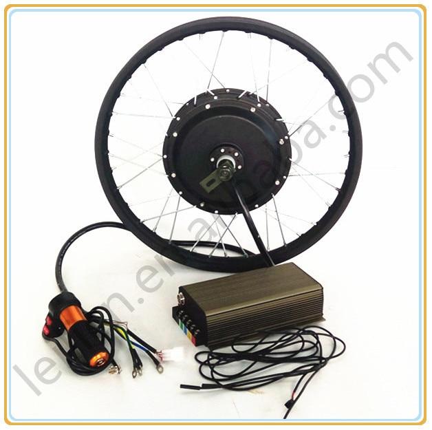 Electric Bike Motor Kit Price: 70 120kph Speed, Programmed Controller 5000w Electric Bike