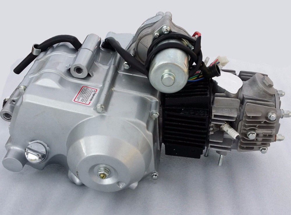Buy 3 1 125cc engine 4 stroke electric for How to make an electric bike with a starter motor