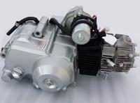 3 + 1 125cc Engine 4 Stroke Electric Start Automatic Clutch Dirt Bike Pit Bike