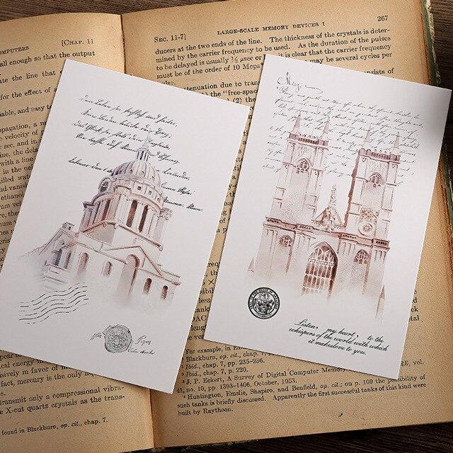 30pcs noble aristocratic life design card multi use as